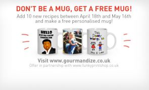 Not just an offer for mugs!