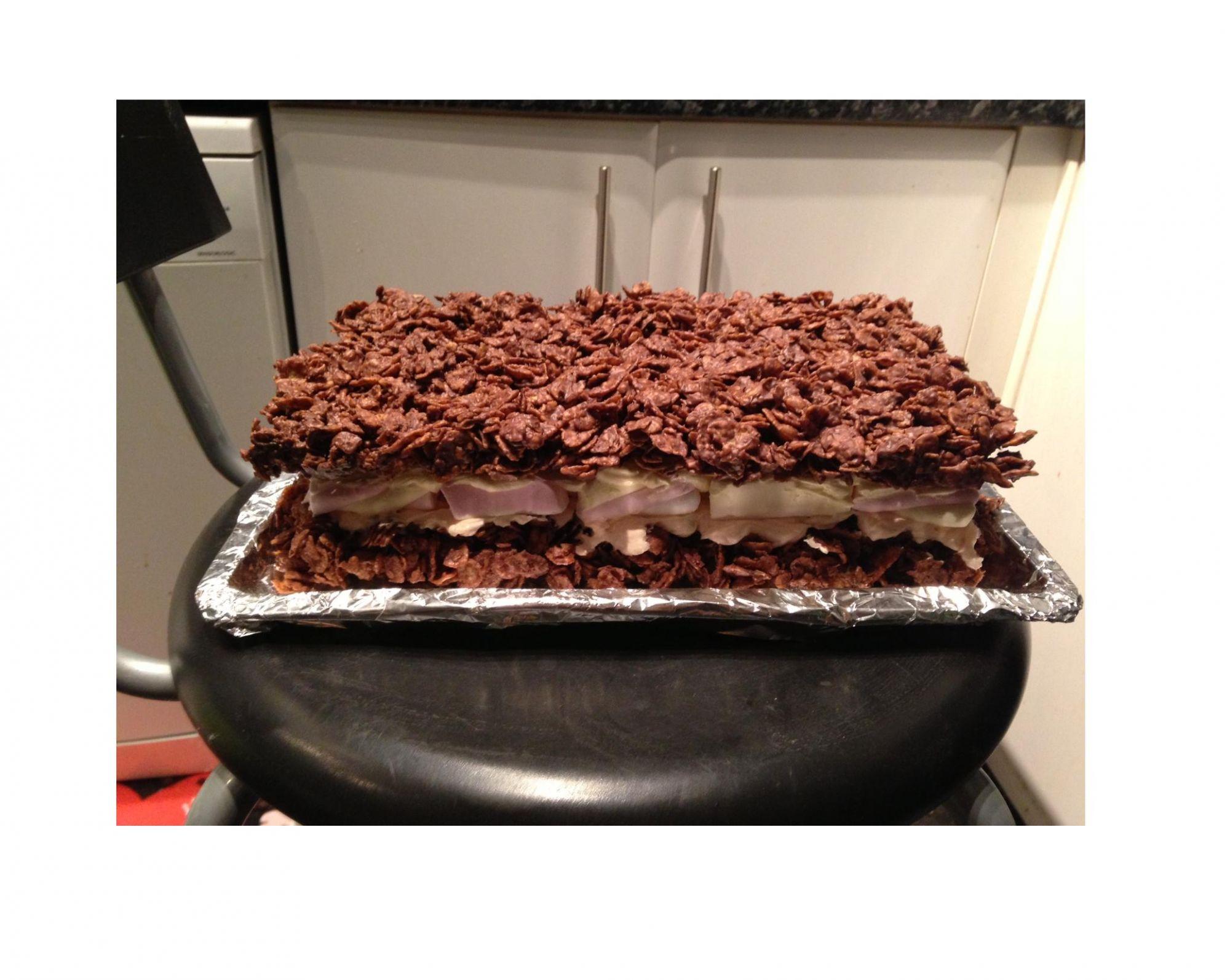 Cake Recipe With Chocolate Drops Uk