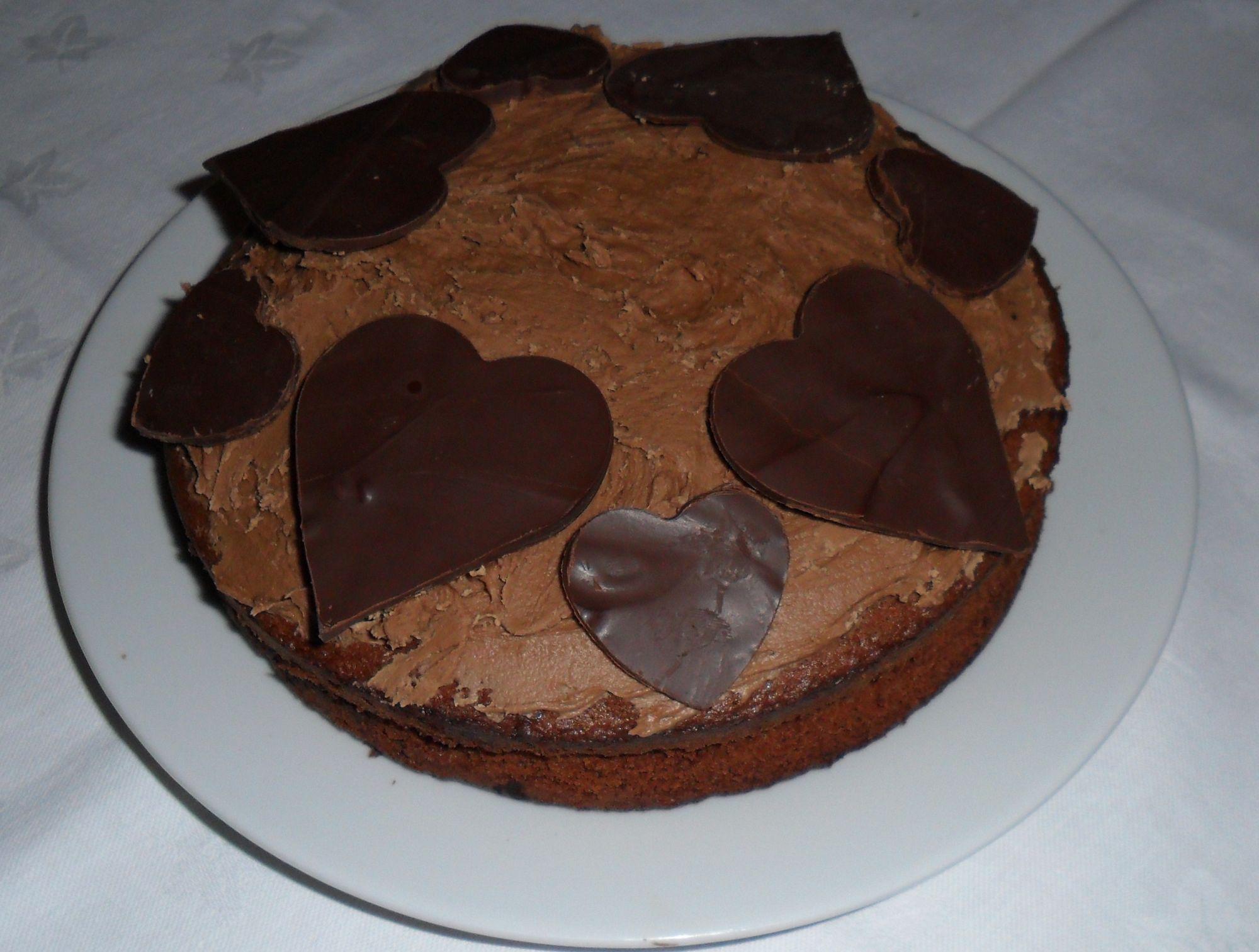 Best Sponge Cake Recipes Uk: Chocolate Sponge Cake Recipes
