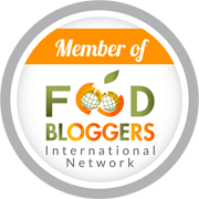 Member of Food bloggers International Network