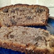 Apple and Pecan Banana cake