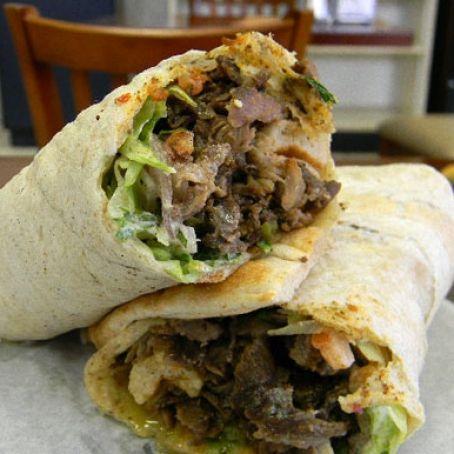 Beef Shawarma Recipe Beef Shawarma