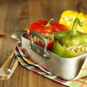 The Ultimate Three Cheeses Stuffed Pepper Recipe