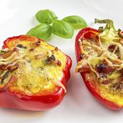 10 Minute Stuffed Peppers