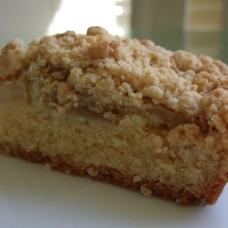 Recipe Apple Crumble Cake Rated 3 1 5 148 Votes