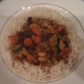 Julia's Vegetarian Chilli
