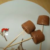 Nutella ice-lollies