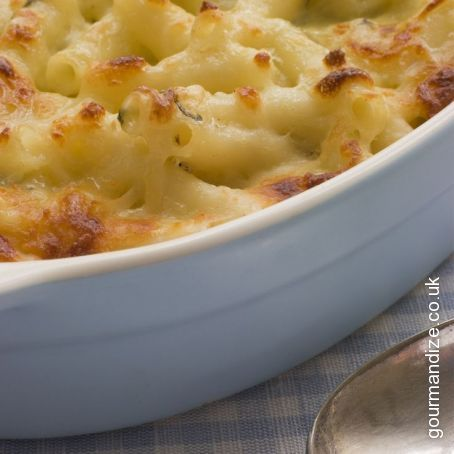 Easy Macaroni Cheese For Kids