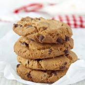 10 Minute Chocolate Chip Cookies
