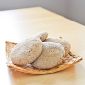 Rye and Spelt Flatbreads