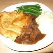 good and proper steak pie