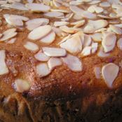 Easy Apple & Almond Cake
