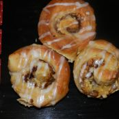 Apple and Cinnamon Swirls