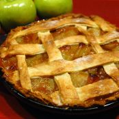 Shortcrust Apple Pie