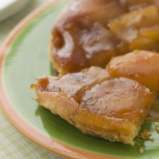 Traditional British Apple Pie