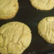 Best EVER Peanut Butter Cookie Recipe - Step 4