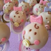 Recipe: Babyface Cake Pops, rated 3.3/5 | Gourmandize UK Ireland Gourmandize.co.uk