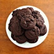 Chocolate and Vanilla Cookies