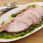 Clonakilty Roast Smoked Bacon And Cabbage