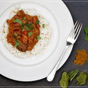 Slow Cooker Sundays: Garam Masala Chicken Curry