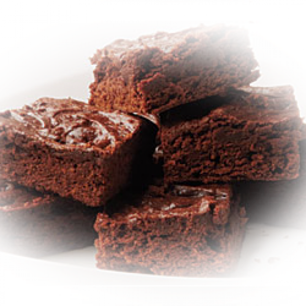 Low calorie chocolate brownies