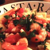 Fish - Chilli Prawn Pasta