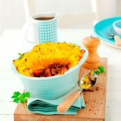 Cottage Pie with Butternut Thatch
