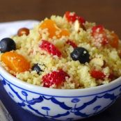 Fruity sweet Couscous salad