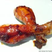 Soy, Ginger and Garlic Drumsticks