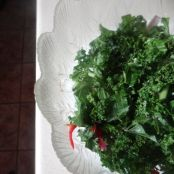 Raw Kale Salad Recipe (That actually taste's good!)