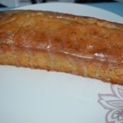 Apple & Orange Marmalade Cake