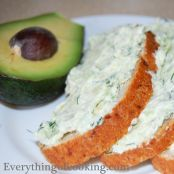 Avocado Cheese Sandwiches