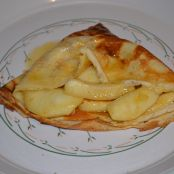 Apple pancakes with cinnamon - Step 10