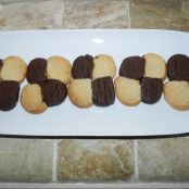 Chequered Biscuits