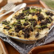 Clonakilty Blackpudding Topped Fish Pie