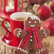 Gorgeous gingerbread men