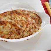 Gratin Christophine (Chayote Squash Recipe)