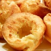 10 Minute Yorkshire Puddings