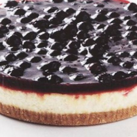 Recipe Blackcurrant Cheesecake Rated 3 5 129 Votes
