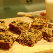 Recipe: Sugar-free Flapjacks (Oat Bars), rated 5/5 | Gourmandize UK Ireland Gourmandize.co.uk