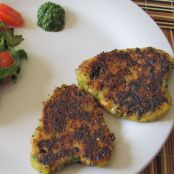 Hearty Mixed vegetable cutlets