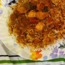 Spicy & Sour Fish Curry