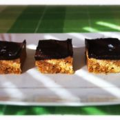 Quick Peanut Butter and Chocolate Squares - Step 9