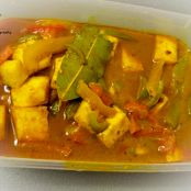Pepper Paneer (Indian cottage cheese with Pepper)