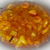 Chingrir Jhaal (Spicy Prawn Curry)