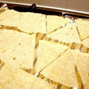 Quick and Easy Tortilla Chips - Step 2