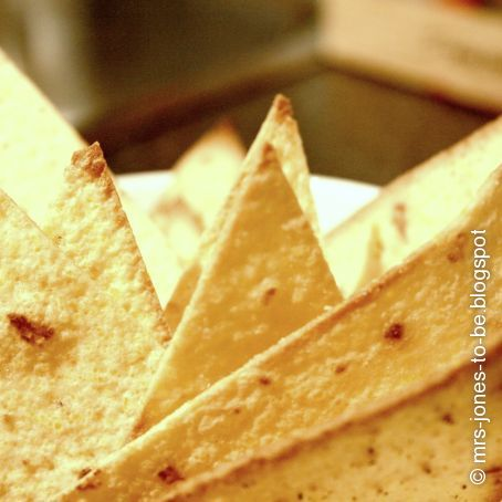 Quick and Easy Tortilla Chips