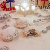 Festive Mini Mince Pie Pastries