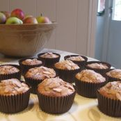 Apple and Almond Muffins - Step 2