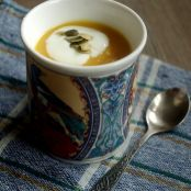 The Quickest, Easiest Version of Pumpkin Soup